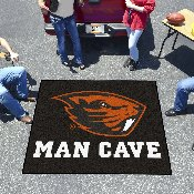 Oregon State Man Cave Tailgater Rug 5'x6'