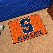 Syracuse Man Cave Starter Rug 19x30