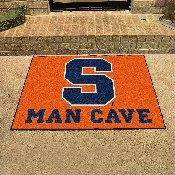 Syracuse Man Cave All-Star Mat 33.75x42.5
