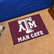 Texas A&M Man Cave Starter Rug 19x30