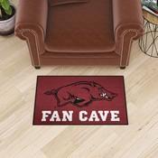 Arkansas Man Cave Starter Rug 19x30