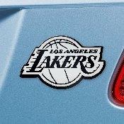 NBA - Los Angeles Lakers Emblem 2.3x3.7