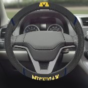 Michigan Steering Wheel Cover 15