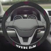 Texas A&M Steering Wheel Cover 15x15