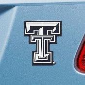 Texas Tech Emblem 2.7x3.2