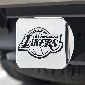 NBA - Los Angeles Lakers Hitch Cover 4 1/2x3 3/8