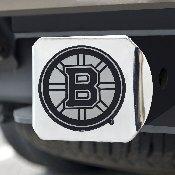 NHL - Boston Bruins Hitch Cover 4 1/2x3 3/8