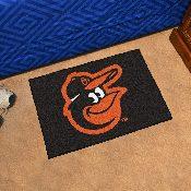 MLB - Baltimore Orioles Cartoon Bird Starter Rug 19x30