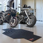 Texas Tech Motorcycle Mat 82.5 L x 42 W