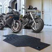 NFL - Carolina Panthers Motorcycle Mat 82.5 L x 42 W