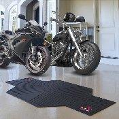 MLB - St Louis Cardinals Motorcycle Mat 82.5 L x 42 W