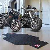 NBA - Atlanta Hawks Motorcycle Mat 82.5 L x 42 W