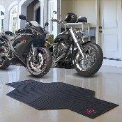 NBA - Houston Rockets Motorcycle Mat 82.5 L x 42 W