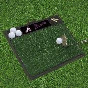 MLB - Atlanta Braves Golf Hitting Mat 20 x 17