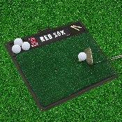 MLB - Boston Red Sox Golf Hitting Mat 20 x 17