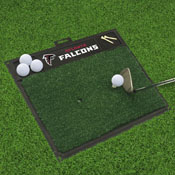 NFL - Atlanta Falcons Golf Hitting Mat 20 x 17