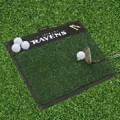 NFL - Baltimore Ravens Golf Hitting Mat 20 x 17