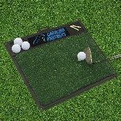 NFL - Carolina Panthers Golf Hitting Mat 20 x 17