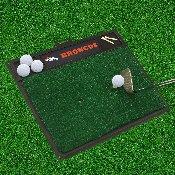 NFL - Denver Broncos Golf Hitting Mat 20 x 17