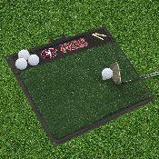 NFL - San Francisco 49ers Golf Hitting Mat 20 x 17