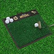 Boston Bruins Golf Hitting Mat 20 x 17