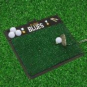NHL - St. Louis Blues Golf Hitting Mat 20 x 17