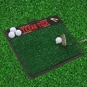 Texas Tech Golf Hitting Mat 20 x 17