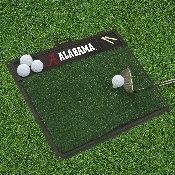 Alabama Golf Hitting Mat 20 x 17