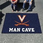 Virginia Man Cave UltiMat Rug 5'x8'