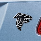 NFL - Atlanta Falcons Chrome Emblem 3