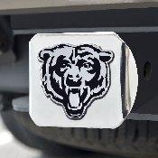 NFL - Chicago Bears Chrome Hitch - Chrome3.4