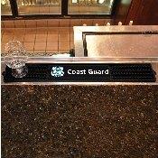 Coast Guard Drink Mat 3.25x24