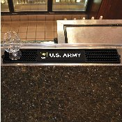 Army Drink Mat 3.25x24