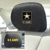 Army Head Rest Cover 10Inchx13Inch - 2 Pcs Per Set