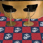 Marines Carpet Tiles 18x18