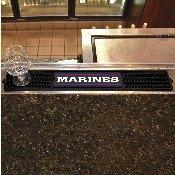 Marines Drink Mat 3.25x24