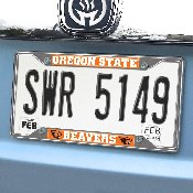 Oregon State license plate frame 6.25x12.25