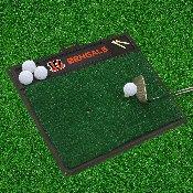 NFL - Cincinnati Bengals Golf Hitting Mat 20 x 17