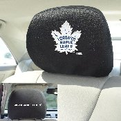 NHL - Toronto Maple Leafs Head Rest Cover 10