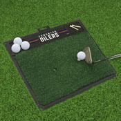 NHL - Edmonton Oilers Golf Hitting Mat