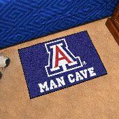 Arizona Man Cave Starter Rug 19x30
