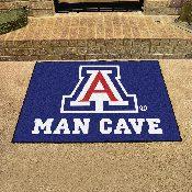 Arizona Man Cave All-Star Mat 33.75x42.5