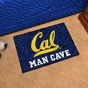 UC - Berkeley Man Cave Starter Rug 19x30