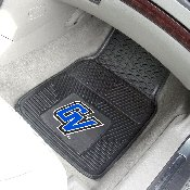 Grand Valley State 2 Pc Heavy Duty Vinyl Car Mats