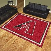 MLB - Arizona Diamondbacks 8'x10' Rug