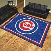 MLB - Chicago Cubs 8'x10' Rug