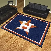 MLB - Houston Astros 8'x10' Rug