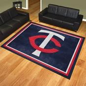 MLB - Minnesota Twins 8'x10' Rug