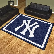 MLB - New York Yankees 8'x10' Rug