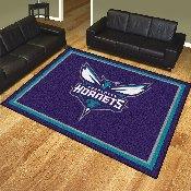 NBA - Charlotte Hornets 8'x10' Rug